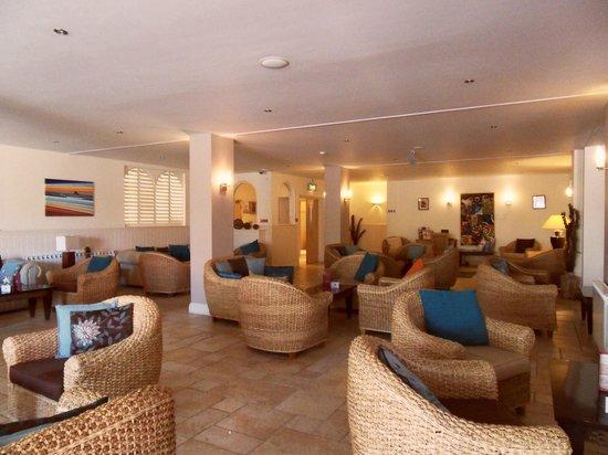 Hampshire Hotel: Lounge area