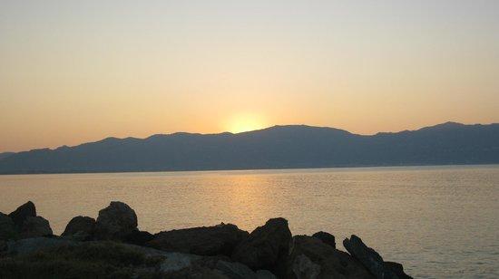 Sogno Greco: L'alba di Elafonissos agosto 2013