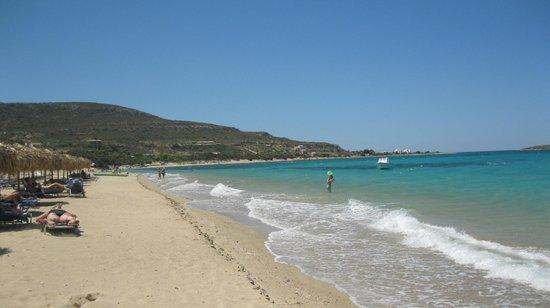 Sogno Greco: La spiaggia caraibica di Simos agosto 2013