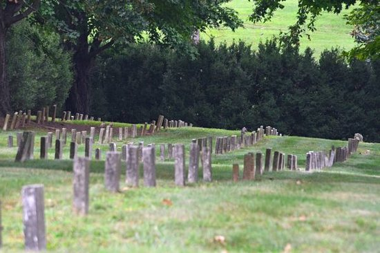 Old City Cemetery: Lynchburg - Old cemetery 2