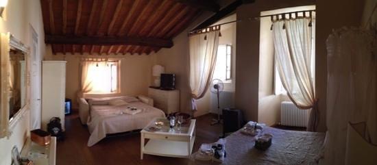 Guest Apartment Margherita B&B : la camera