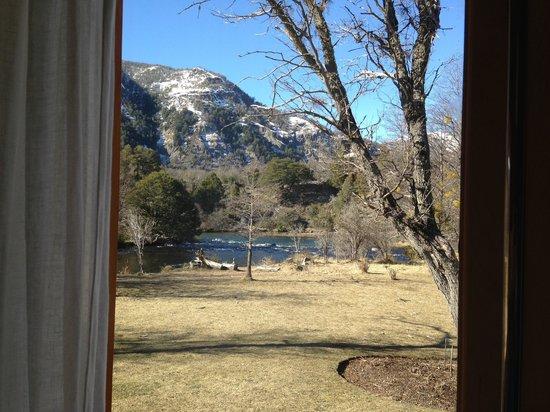 Rio Hermoso Hotel de Montana: Vista do quarto
