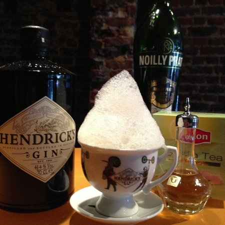 Eat & Geniet: Hendricks cocktail
