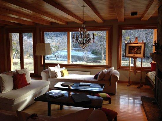 Rio Hermoso Hotel de Montana: Interior
