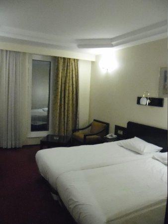Istanbul Royal Hotel: La nostra camera (N. 407)