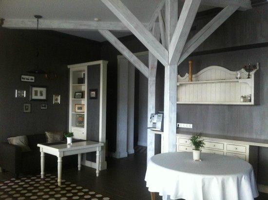 Villa Joma Hotel: Breakfast/lunch/Dining