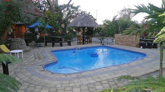 Fish Eagle Inn Bed & Breakfast: Pool