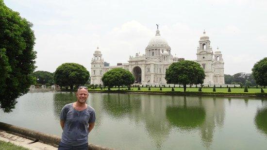 Walks of Kolkata: The Victoria Memorial