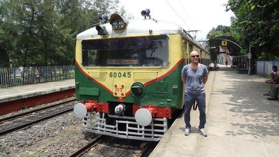 Walks of Kolkata: The Great Indian Railway