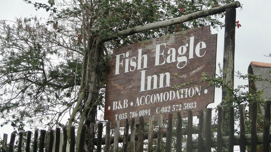 Fish Eagle Inn Bed & Breakfast : Board