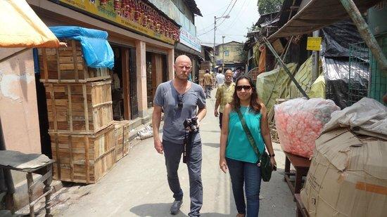 Walks of Kolkata: A Walk at Kumartulli