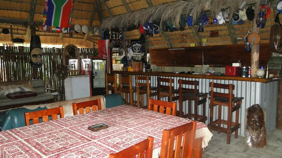 Fish Eagle Inn Bed & Breakfast : Bar