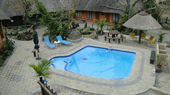 Fish Eagle Inn Bed & Breakfast : Pool