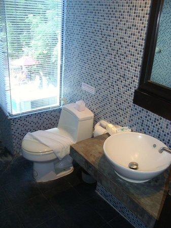 Sea Breeze Place: il nostro bagno