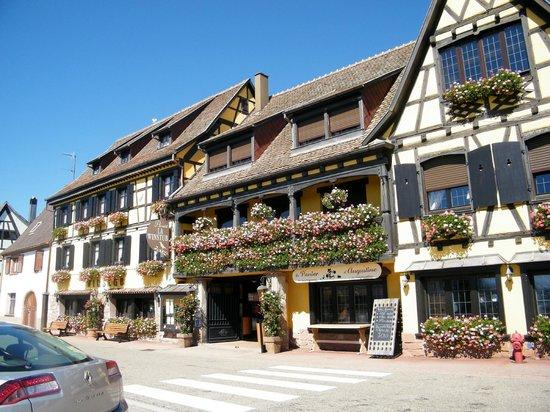 Hotel Arnold : restaurant ARNOLD