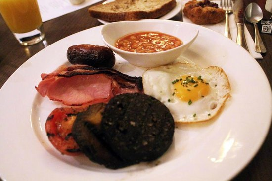 The Grand at Trafalgar Square : Full English Breakfast