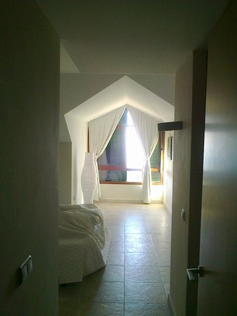 Apartmentos Reserva del Higueron Deluxe and Spa : gang boven