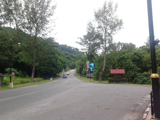 Lanai Hotel: entry