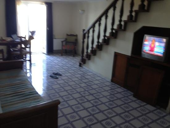 Continental Mare Hotel: ingresso suite