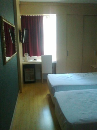 Hotel Abruzzi: Stanza