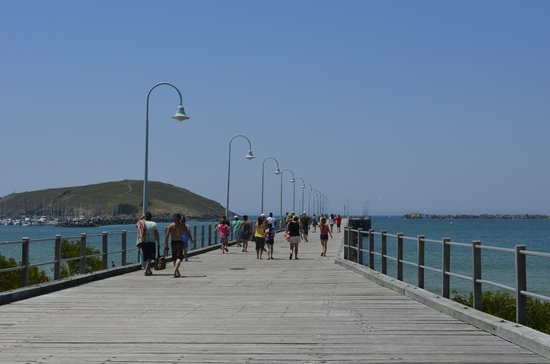 Coffs Harbour Holiday Apartments : Better there than at the hotel!
