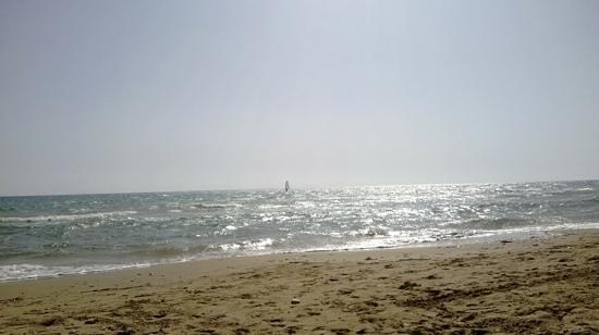 Donnalucata: windsurf...