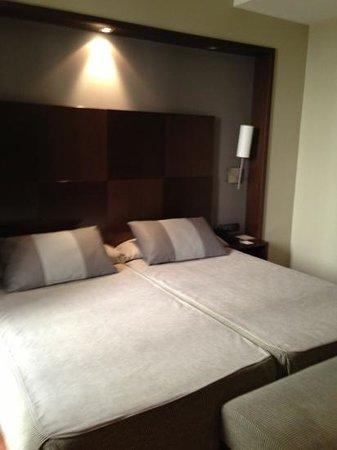 Catalonia Goya: habitación 502