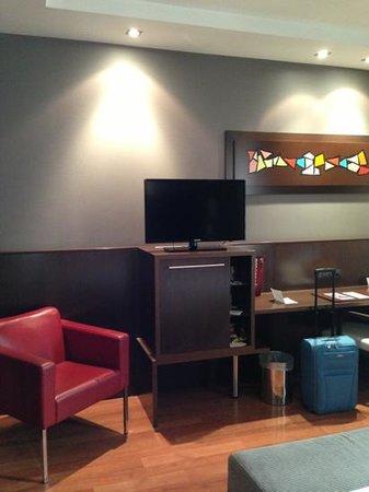 Hotel Catalonia Goya: hab 502
