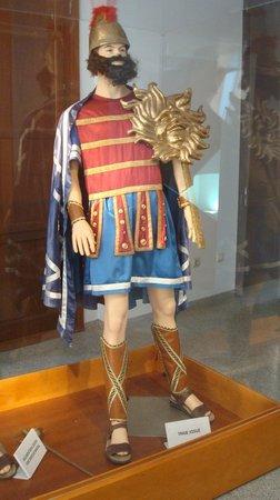 Museo del Corpus Casa de las Rocas: I giganti