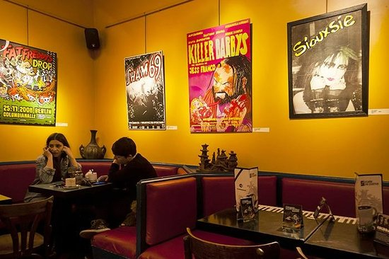 Cafe de la Palma