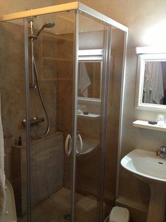 La Farigoule Restaurant-Hotel: bagno ��