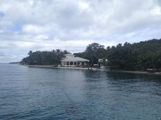 Sogod Bay Scuba Resort: Hotel
