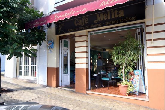Cafe Melita Santa Cruz