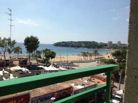 Coco Apartments: Amazing view