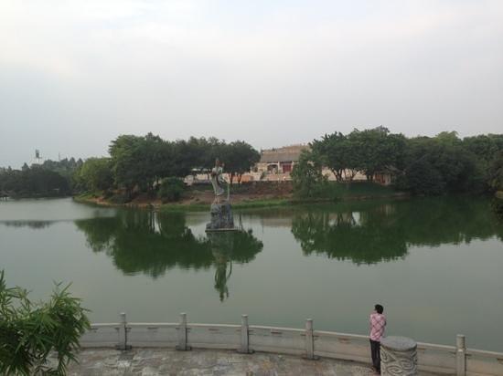 Nanfeng Ancient Kiln: Lake