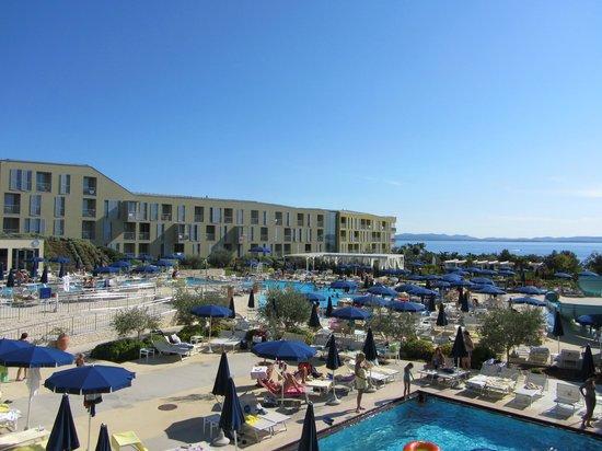 Falkensteiner Family Hotel Diadora: Pools