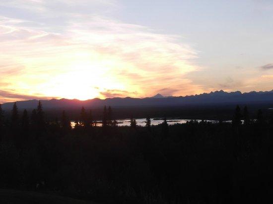 Talkeetna Alaskan Lodge: Amazing