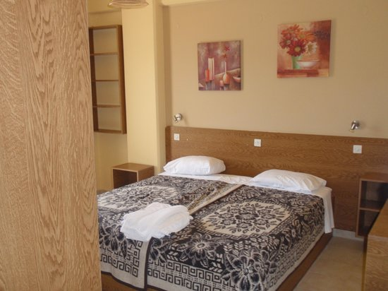 Pension Liros: Room