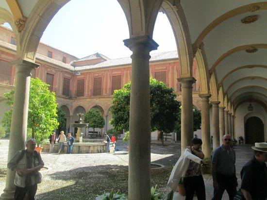 Sacromonte Abbey : Increíble