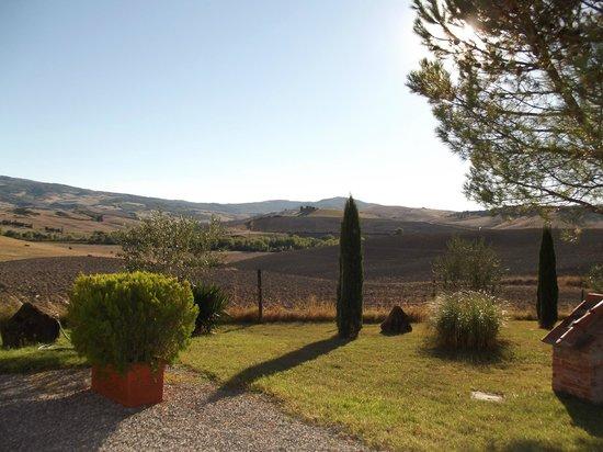 Agriturismo Sant'Ansano: Panorama