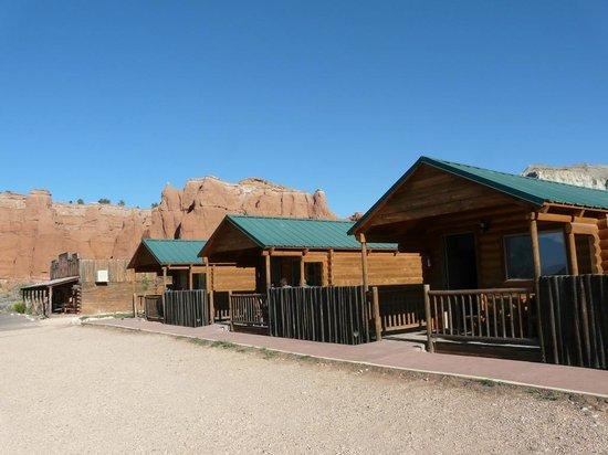 Bryce Canyon Villas: Las cabinas