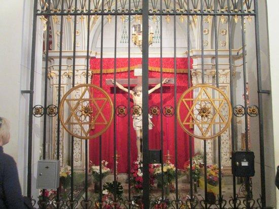 Sacromonte Abbey : Sobrecogedora