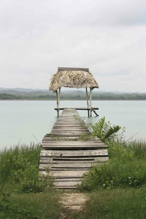 Hotel Mon Ami: L'accès au lac