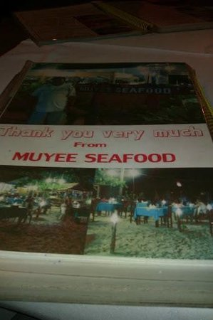 Muyee seafood Picture