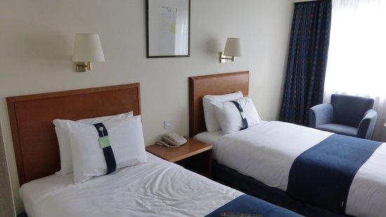 Holiday Inn York: Twin Rooms