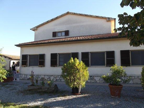Agriturismo Sant'Ansano: Stabile