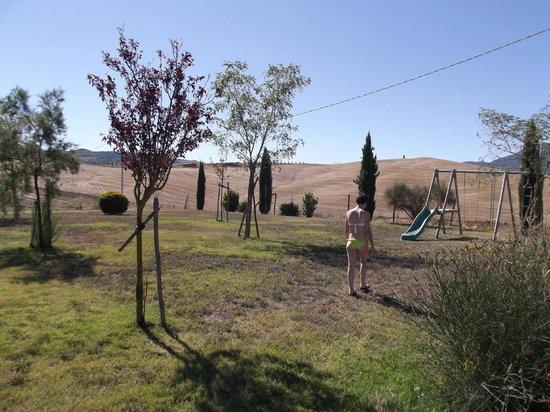 Agriturismo Sant'Ansano: Area giochi