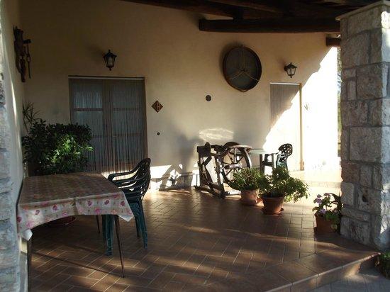 Agriturismo Sant'Ansano: Ingresso