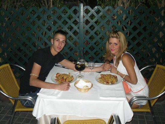 Exe Mitre: La Paella
