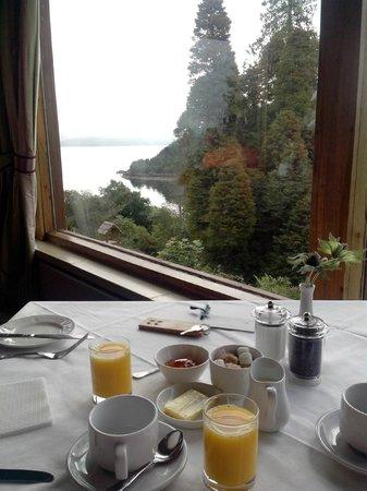 Stonefield Castle Hotel: colazione